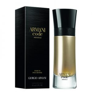 Free Sample of Armani Code Absolu