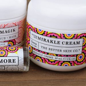 Free Samples from Better Skin Co.