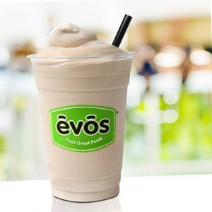 EVOS Gives away Free Organic Milkshake on Earth Day