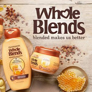Free Garnier Honey Treasures Hair Mask