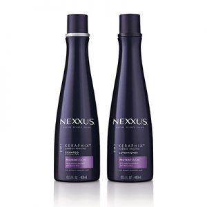 Free Sample of Nexxus Keraphix Shampoo