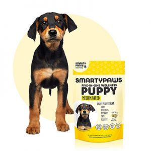 Free SmartyPaws Dog Food Supplement