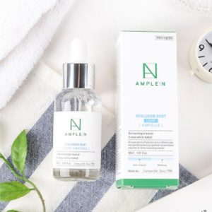 Free Ample:N Hyaluron Shot Light Ampoule