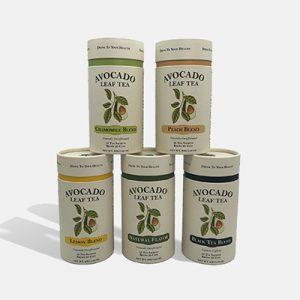 Free Avocado Leaf Tea Sample