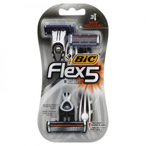 Free Sample of BiC Razors