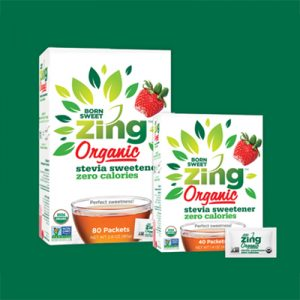 Free Organic Stevia Sweetener