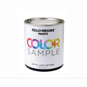 Free Color Sample Quart from Kelly-Moore Paints