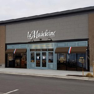 Free Tasty Treat from La Madeleine