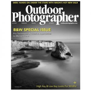 Free 1-Year Subscription to Outdoor Photographer