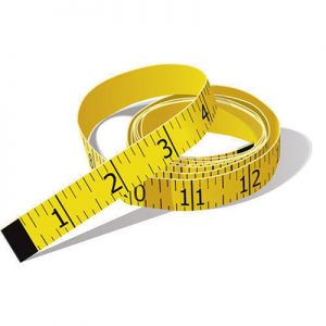 Free Measuring Tape from Vested Interests by Charlotte