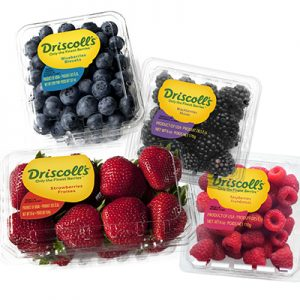 Free 1-Year Supply of Berries for Winner