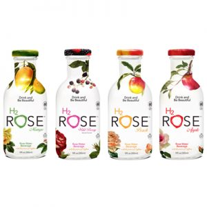 Free Rose Water Beverage from Social Nature