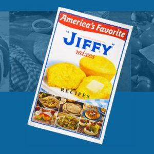 Free Copy of Jiffy Mix Recipe Book