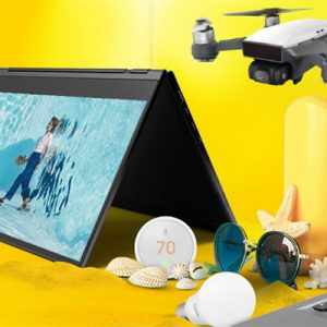 Free Lenovo Smart Device for Winners