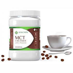 Free MCT Creamer with L-Theanine