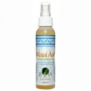 Free Maui Aui All-Natural Sunburn Relief
