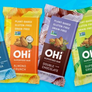 Free OHi Superfood Bar