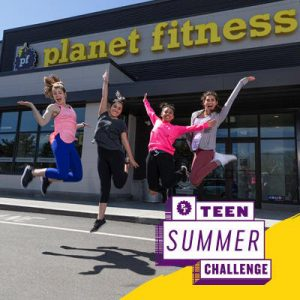 Free Workouts at Planet Fitness for Teens Aged 15-18
