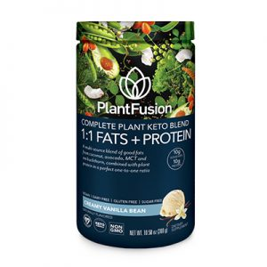 Free Keto Shake from PlantFusion