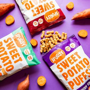 Free Spudsy Sweet Potato Puffs