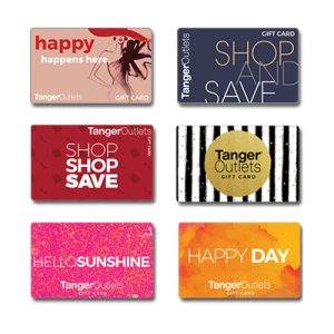 Free $10 Gift Card from Tanger Outlets