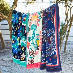 Free Beach Towel from Vera Bradley