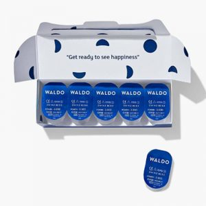 Free Waldo Contact Lenses (10 pairs), Just Pay Shipping