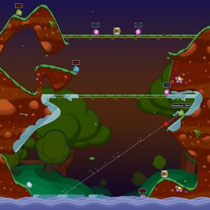 Free Hedgewars Game for Windows, Linux, iOS