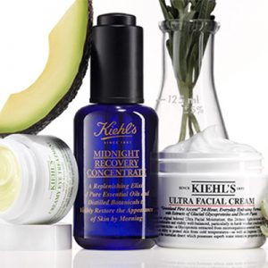 Free Samples of Skincare Products from Kiehl's
