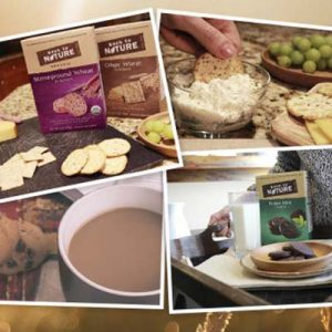 Free Back to Nature Cookies or Crackers Coupon