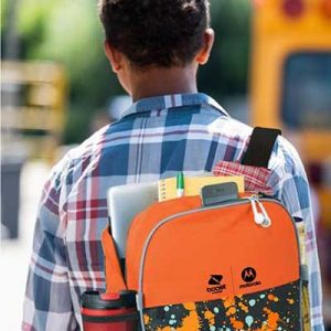 Free Boost Mobile Backpack