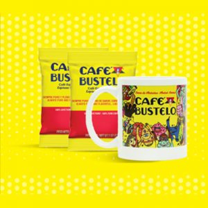 Free Cafe Bustelo Sample Kit