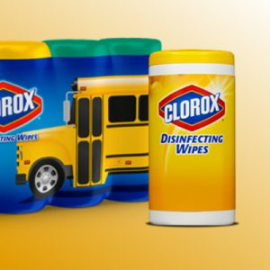 Free $0.75 Clorox Disinfecting Wipes Coupon for Participation