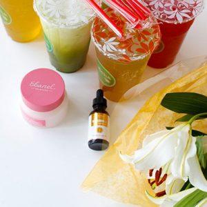 Free Ebanel Skincare Product