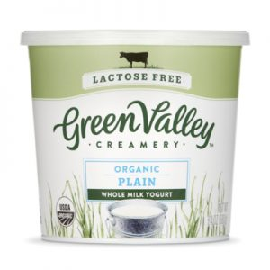 Free Coupon for Cup of Green Valley Creamery Yogurt