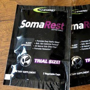 Free Sample of SomaRest