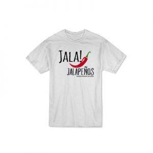 Free Jala! Jalapenos T-Shirt