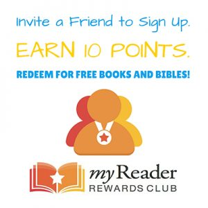 Free Books from My Reader Rewards Club