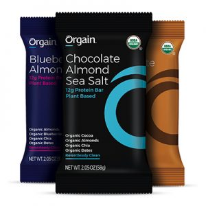 Free Orgain Simple Protein Bar