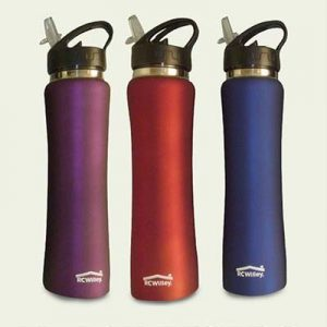 Free Stainless Steel Water Bottle
