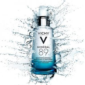 Free Vichy Mineral 89 Hyaluronic Acid Face Moisturizer