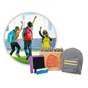 Free Backpack on July 21