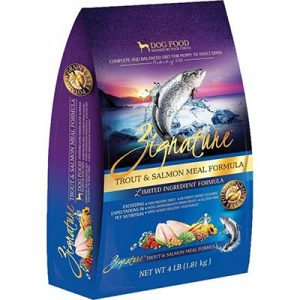 Free Bag of Zignature Dog Food
