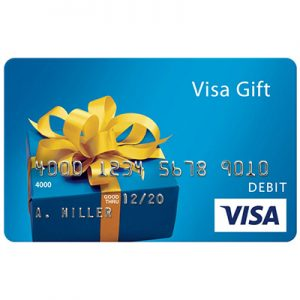 Free Visa Gift Cards for Winners