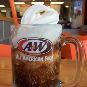 Free Root Beer Float on August 6