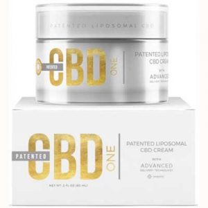 Free Sample of CBD One Cream