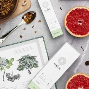Free Codex Skincare Samples