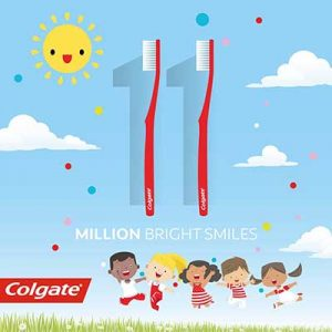 Free Colgate Classroom Kit for Educators