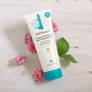Free Derma E Arnica Warming Sore Muscle Rub