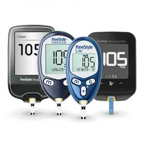 Free FreeStyle Glucose Meter